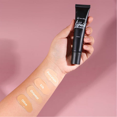 All Day Matte Liquid Foundation