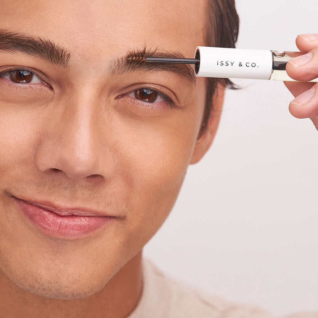 Brow Refiner - Brown Male Model
