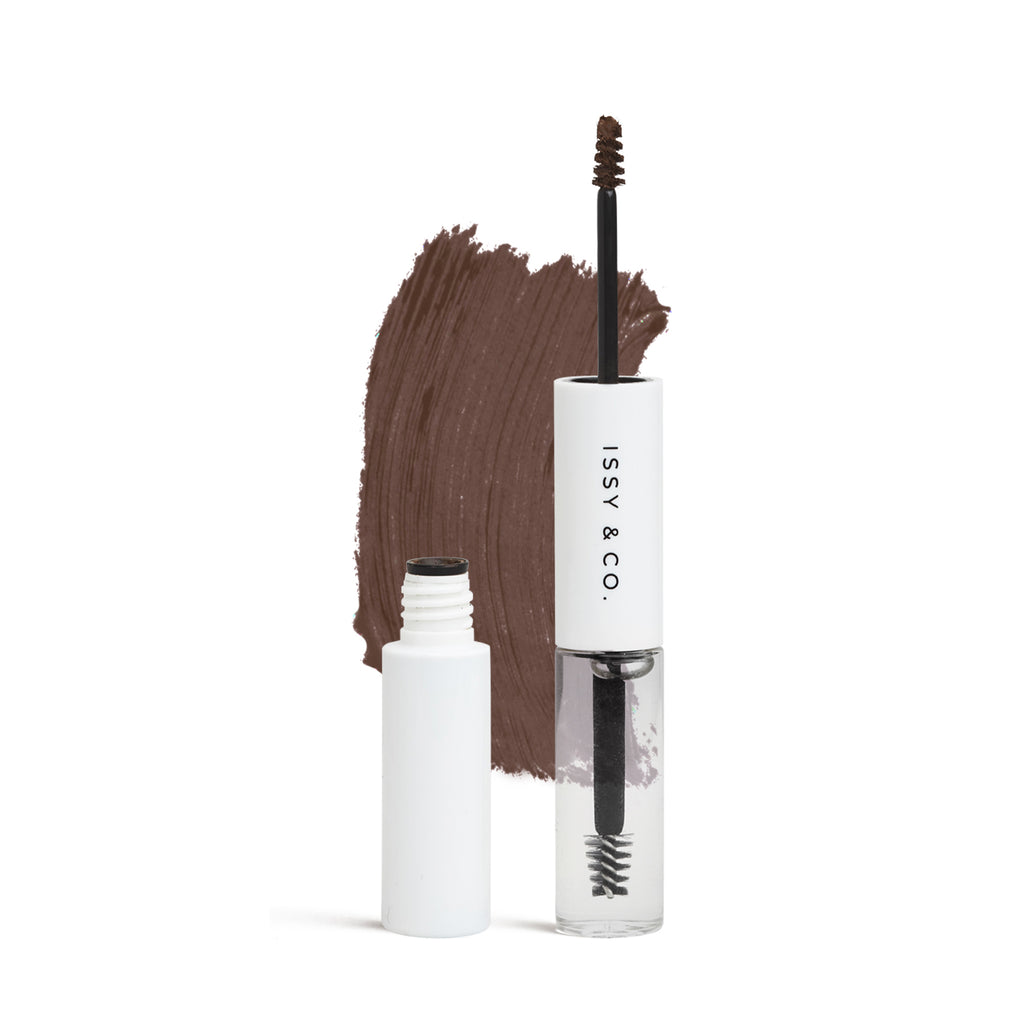 Brow Refiner - Brown with Swatch