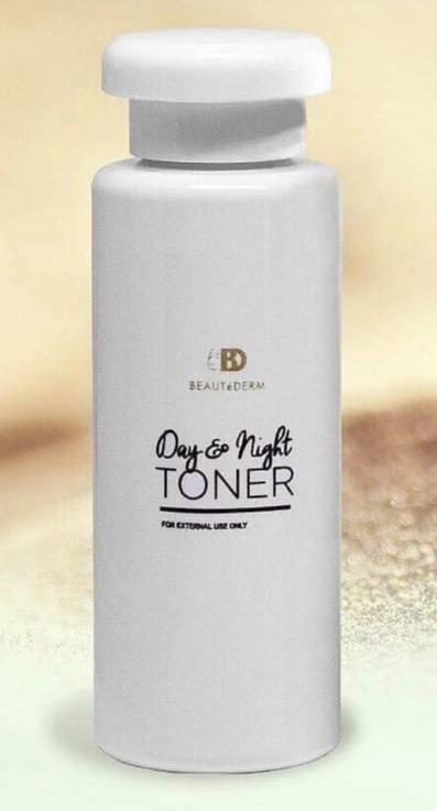Beautederm Day & Night Toner - 60ml