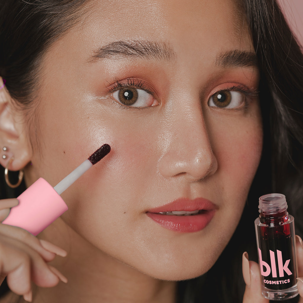 blk cosmetics All-Day Lip and Cheek Tint- Very Berry