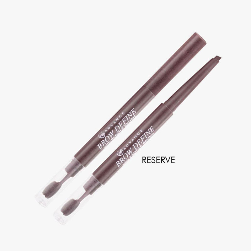 EB Advance Brow Define with Paddle Brush - Reserve