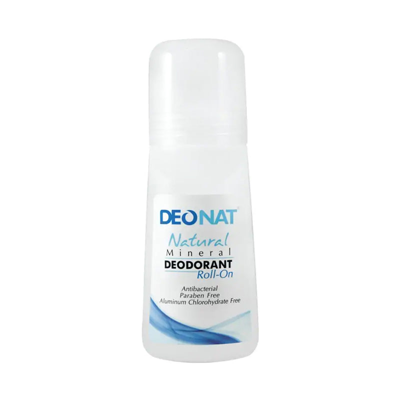 Deonat Natural Mineral Deodorant Roll-On 65ml