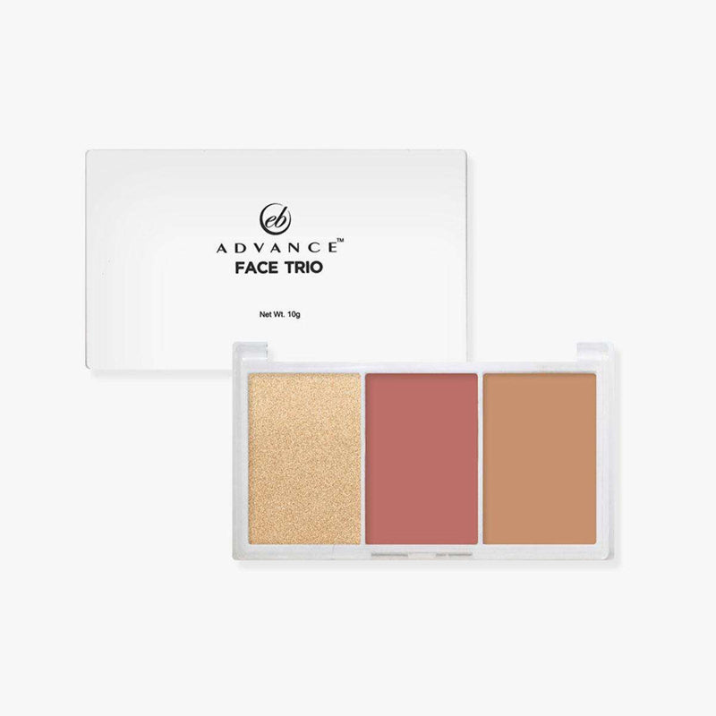 EB Advance Face Trio