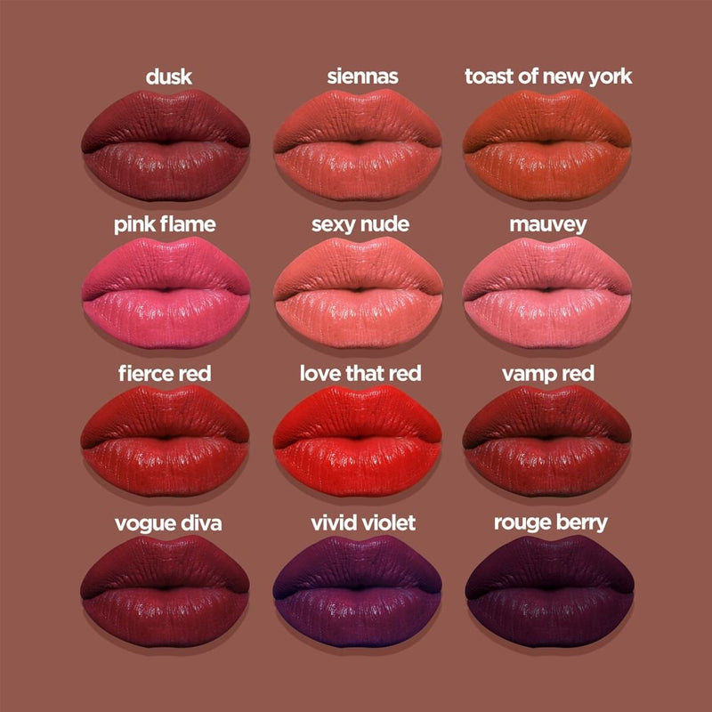 Ever Bilena Matte Lipstick - Toast of New York
