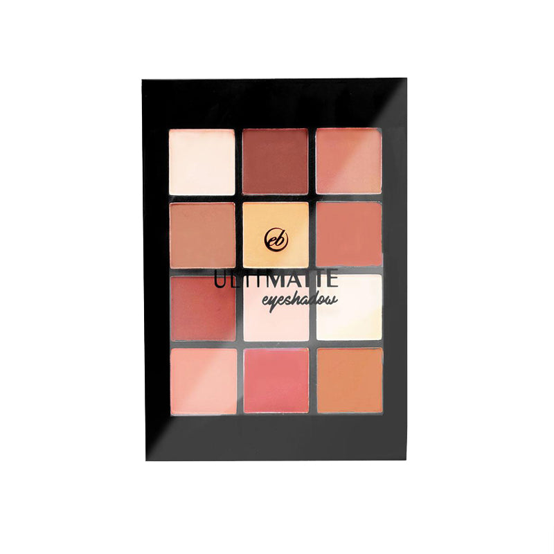 Ever Bilena Ultimatte Eyeshadow Palette