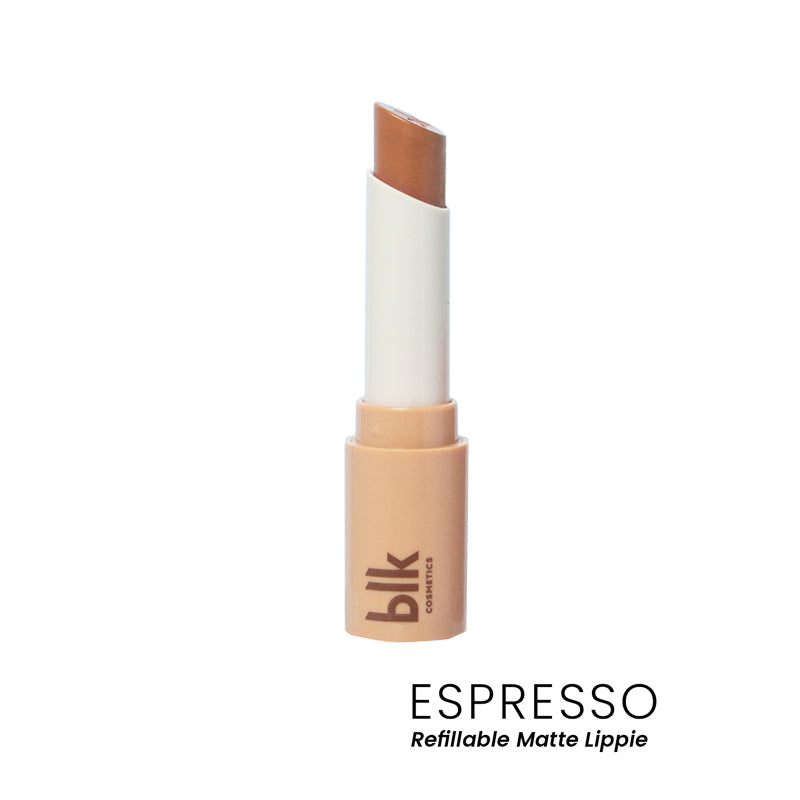 blk cosmetics Lip Switch Matte Lippie - Espresso