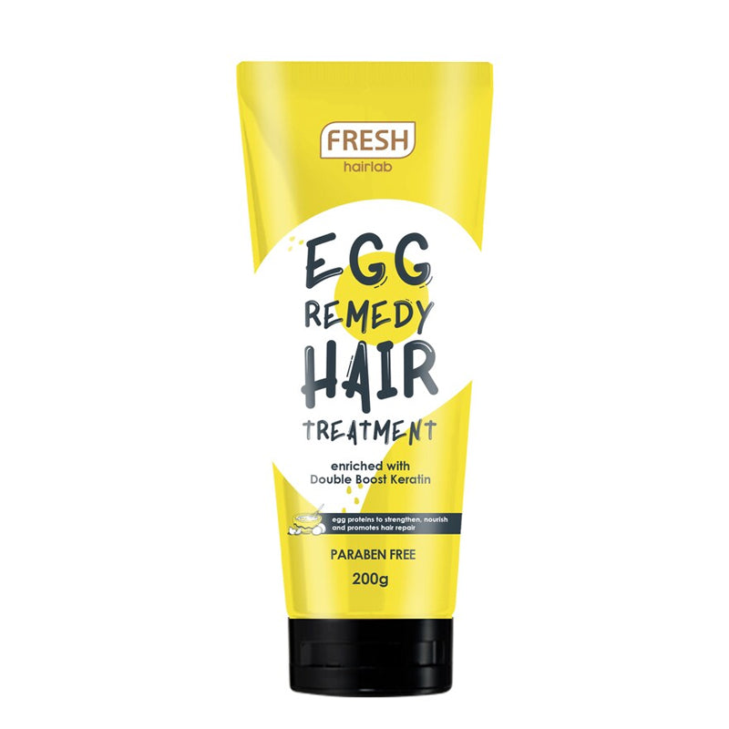 Fresh Skinlab Egg Remedy Hair Pack Treatment