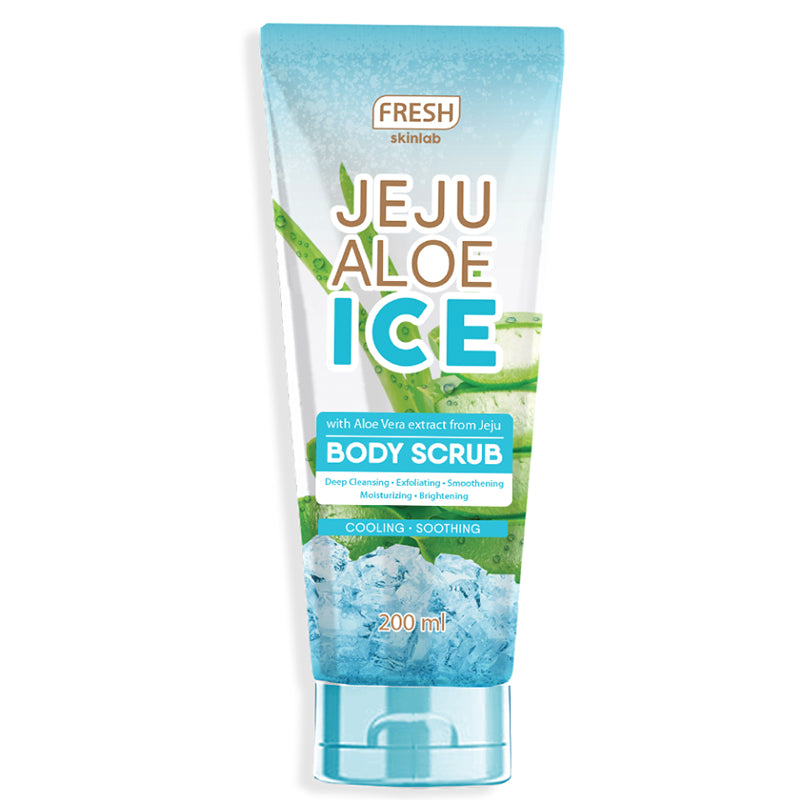 Jeju Aloe Ice Body Scrub