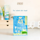 Fresh Skinlab Jeju Aloe Ice Facial Mask