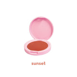 On-The-Go Longwear Cream Blush - Sunset