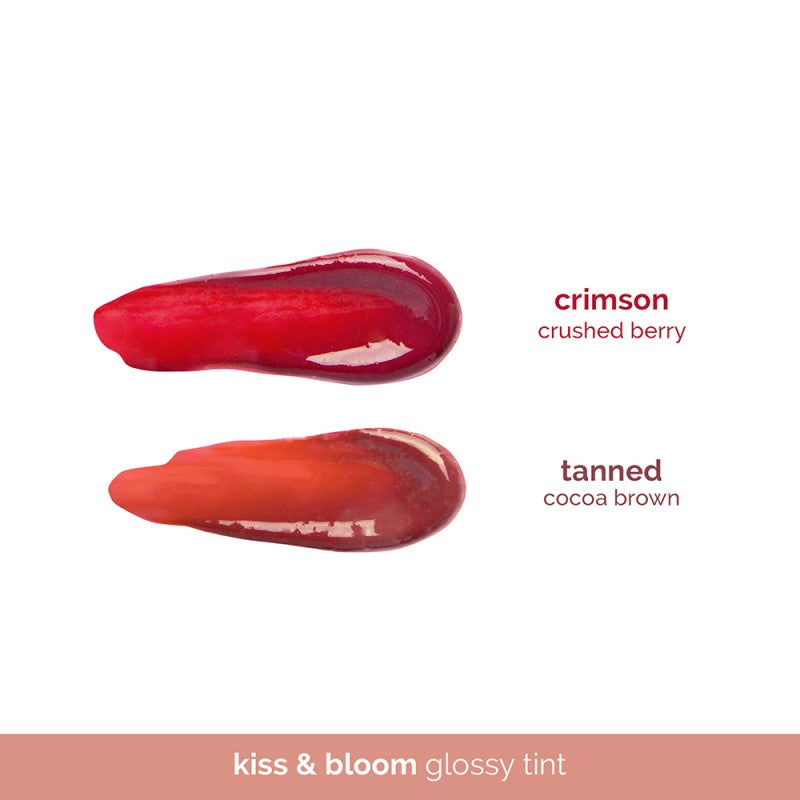 Generation Happy Skin Kiss & Bloom Glossy Tint - Tanned