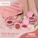 Bloom Blush Bundle Full Set with Kathryn Bernardo Signed Pouch