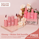 Bloom Glossy + Water Tint Bundle Set with Kathryn Bernardo Signed Pouch