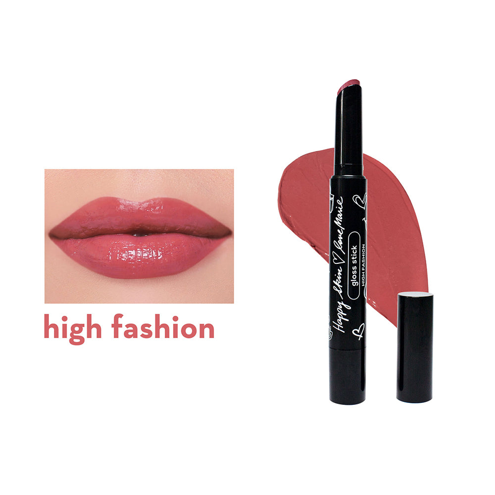 Happy Skin Love Marie Gloss Stick - High Fashion