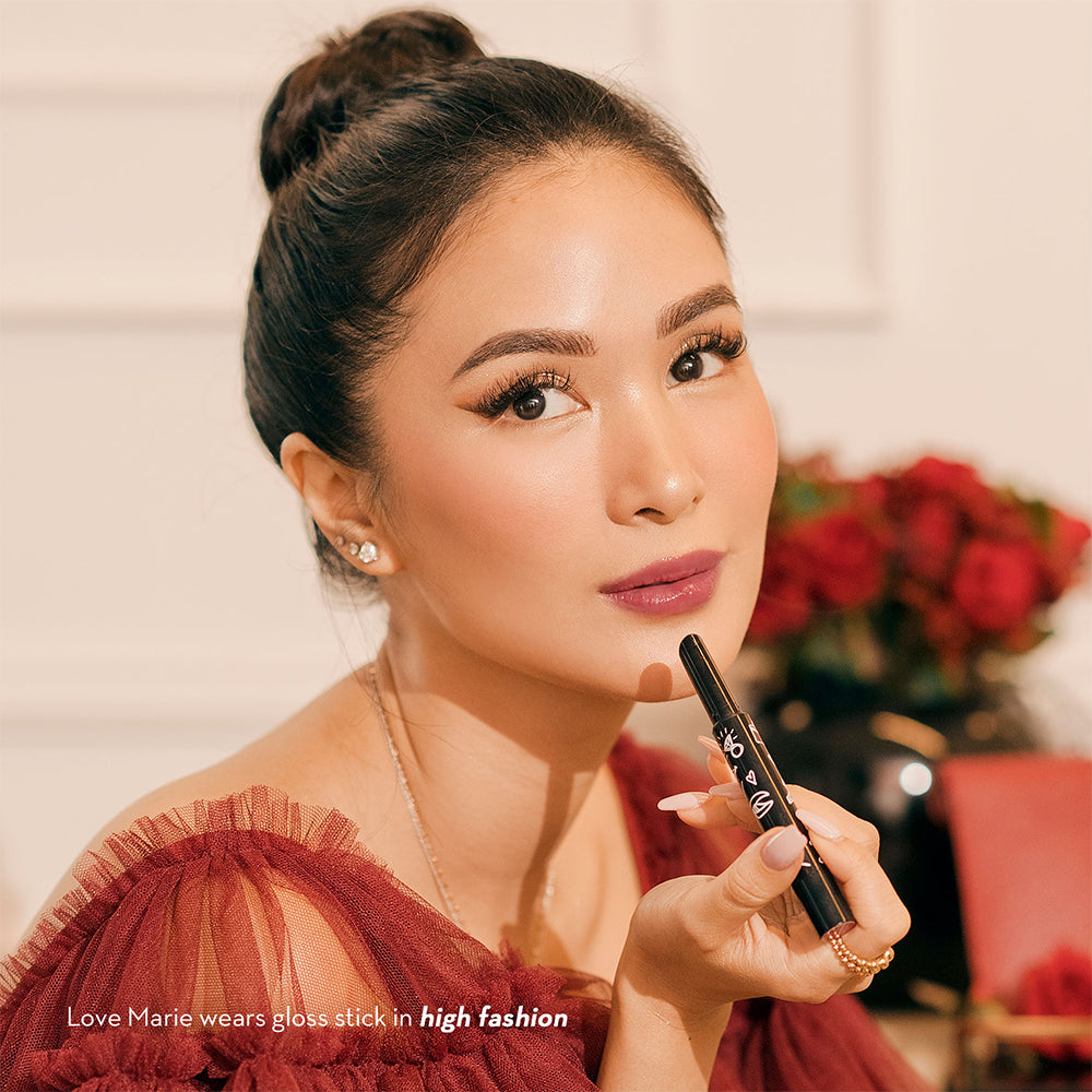 Happy Skin Love Marie Gloss Stick - High Fashion Heart Evangelista