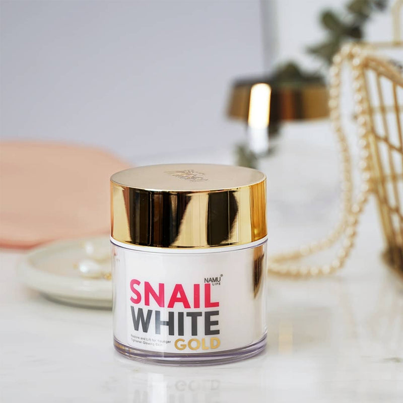 SNAILWHITE Gold Cream