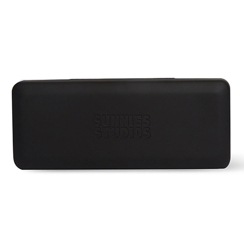 Sunnie Studios Merchandise Hard Case - Charcoal