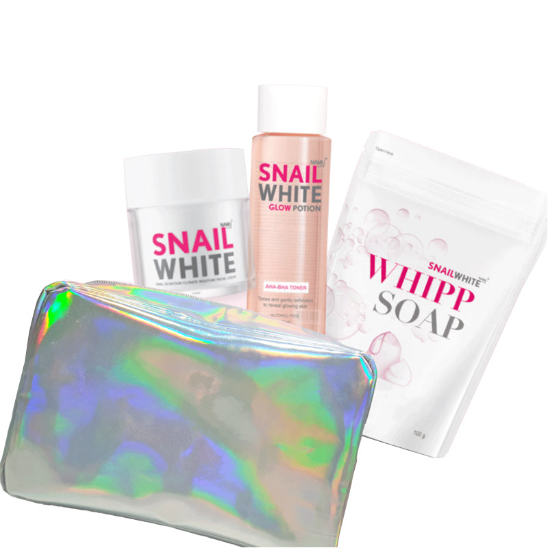SNAILWHITE Holy Grail Trinity Set