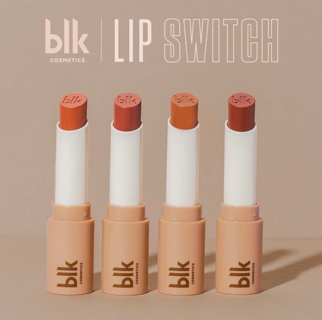 blk cosmetics Lip Switch Matte Lippie Refill - Caramel