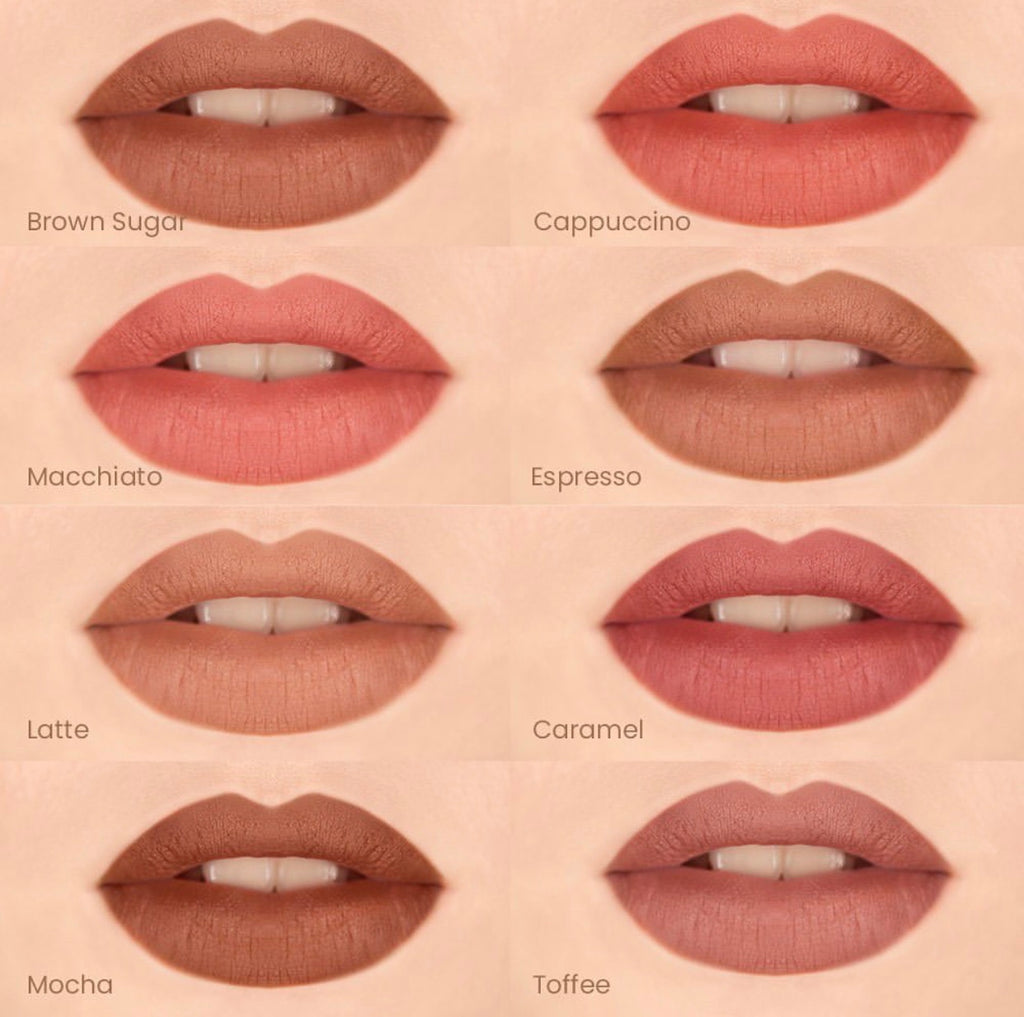 blk cosmetics Lip Switch Matte Lippie - Tofee
