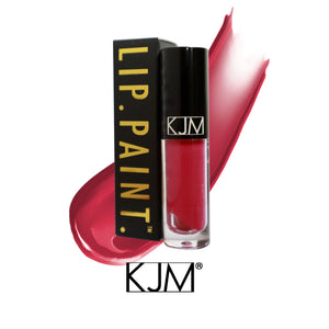 KJM Cosmetics LIP. PAINT. - Gelato