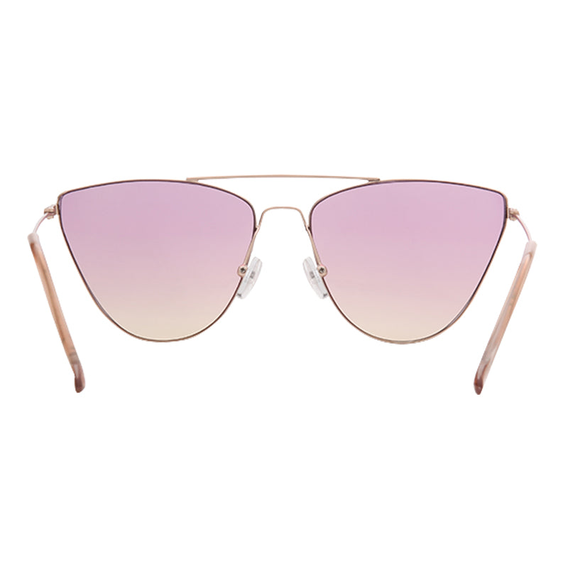 Sunnies Studios Kaia Cat Eye Sunglasses  - Petal Gradient