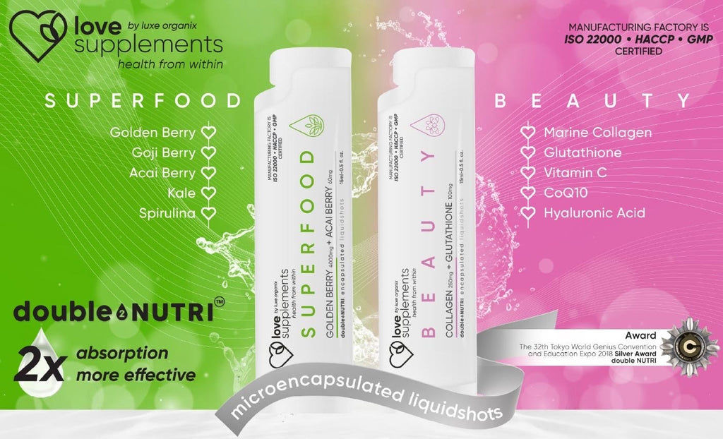 Love by Luxe Organix - Superfood