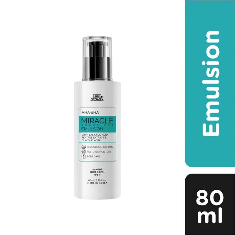 Luxe Organix Ph Miracle Emulsion Brightening / Anti Aging