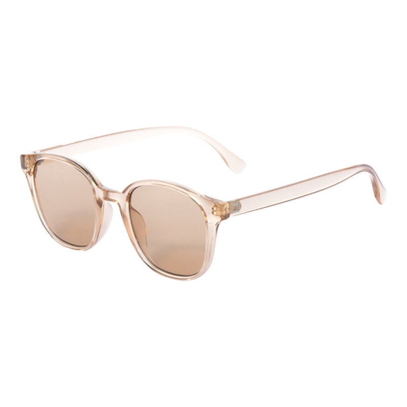Sunnies Studios Neo Wayfarer Sunglasses for Men and Women  - Cornhusk