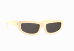 Sunnies Studios Cosima Sunglasses in Panda Full