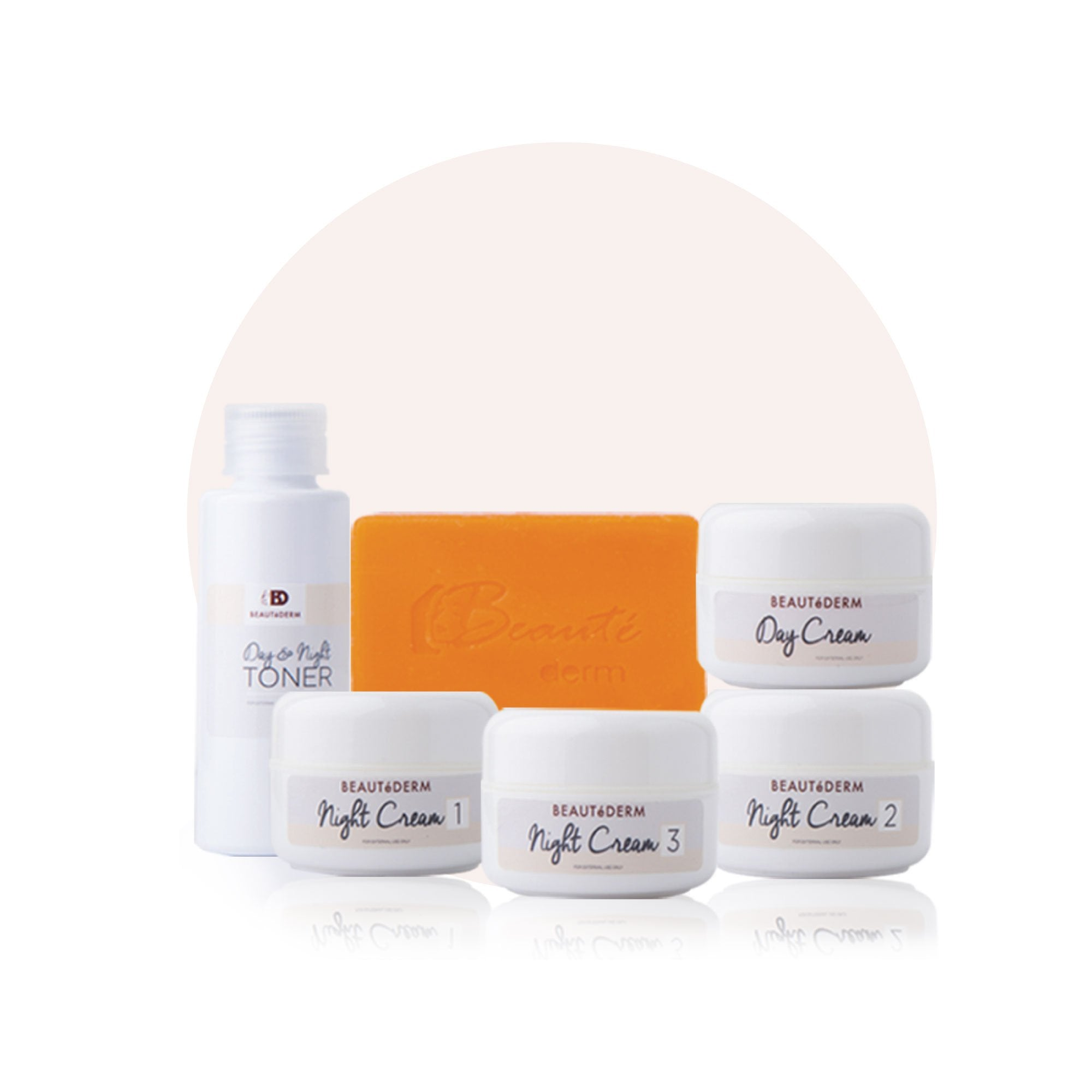 Beautederm Regular Beaute Set