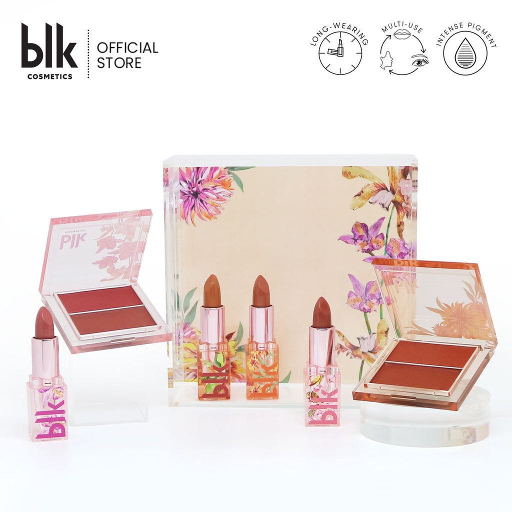BLK Cosmetics x Solenn Full Set in Acrylic Tray