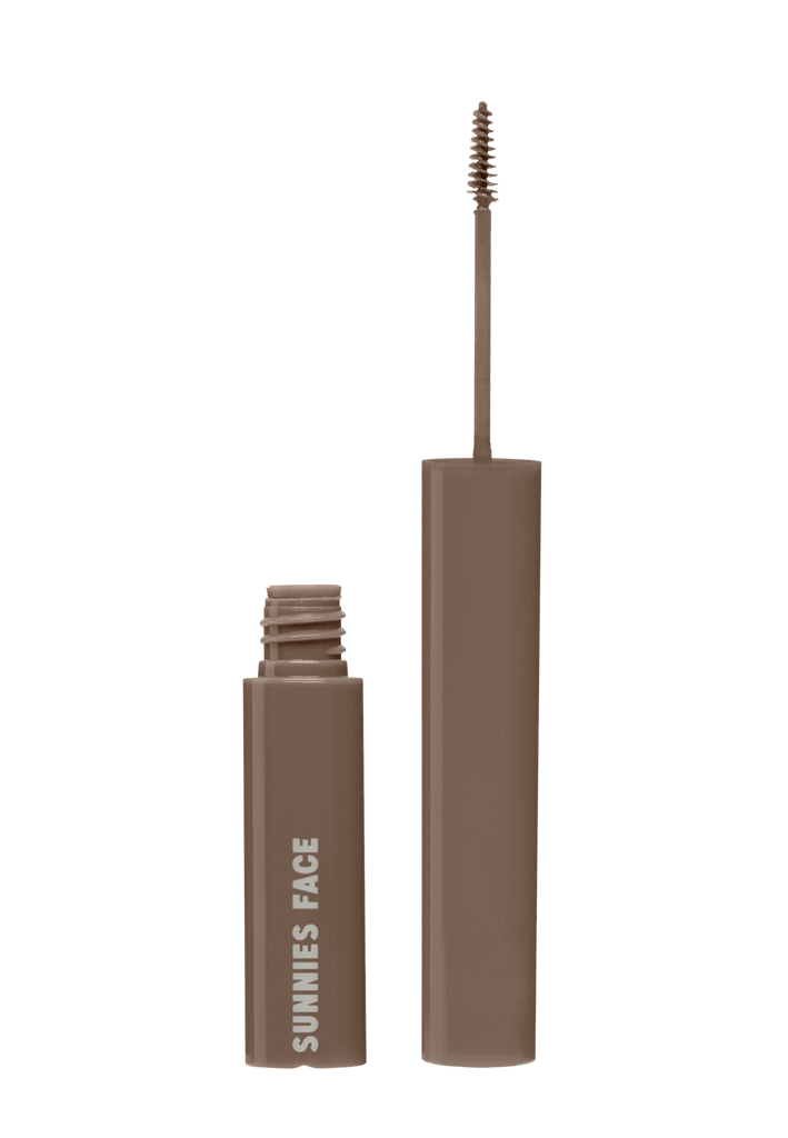Sunnies Face Lifebrow Grooming Gel - Ash Brown Model