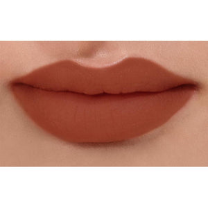 Sunnies Face Fluffmatte brunette | reddish brown nude closeup