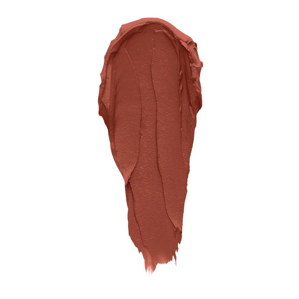 Sunnies Face Fluffmatte brunette | reddish brown nude swatch