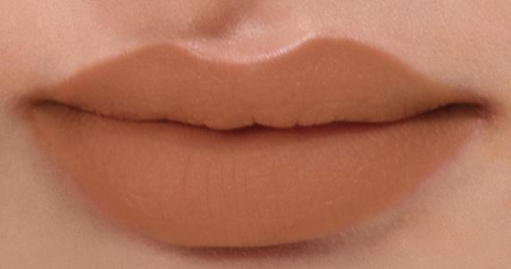 Sunnies Face Fluffmatte milk tea | warm beige nude closeup