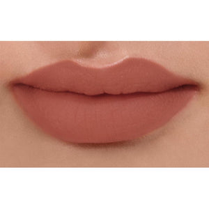 Sunnies Face Fluffmatte on repeat | rose mauve nude closeup