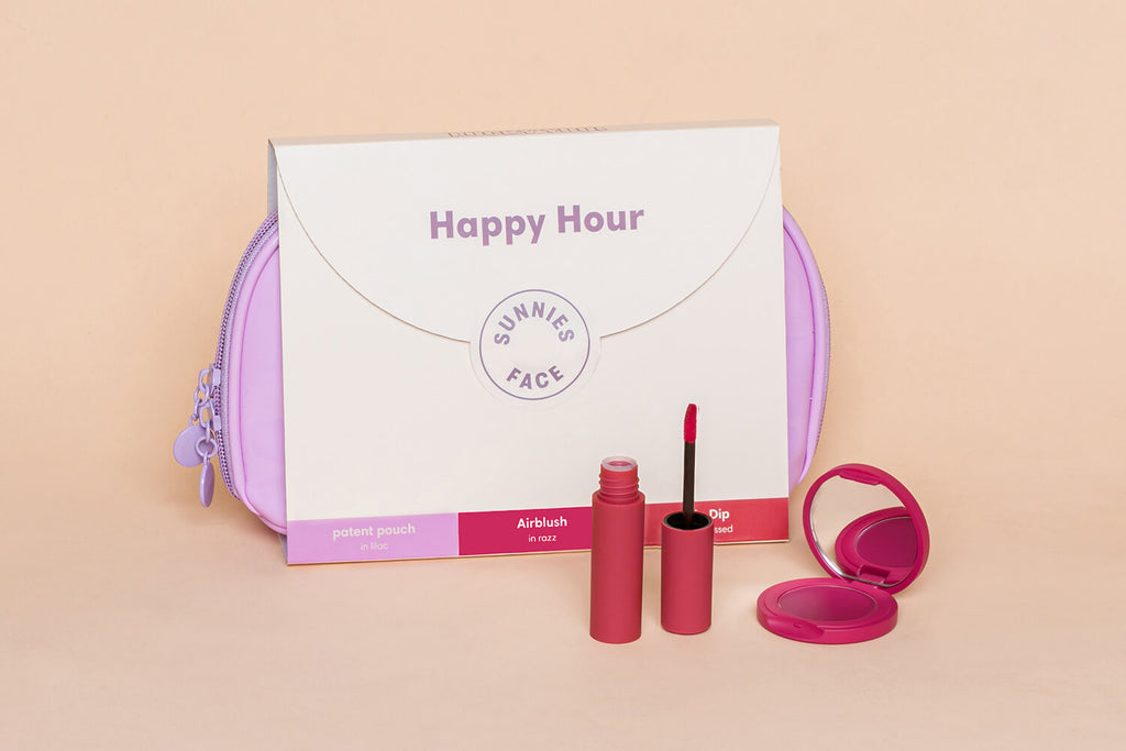 Sunnies Face Holiday Kit - Happy Hour