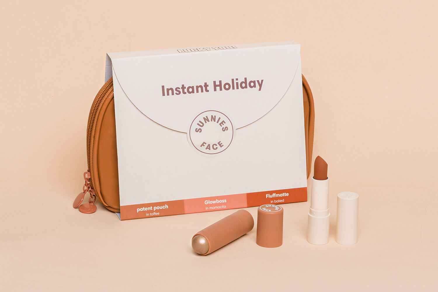 Sunnies Face Holiday Kit - Instant Holiday
