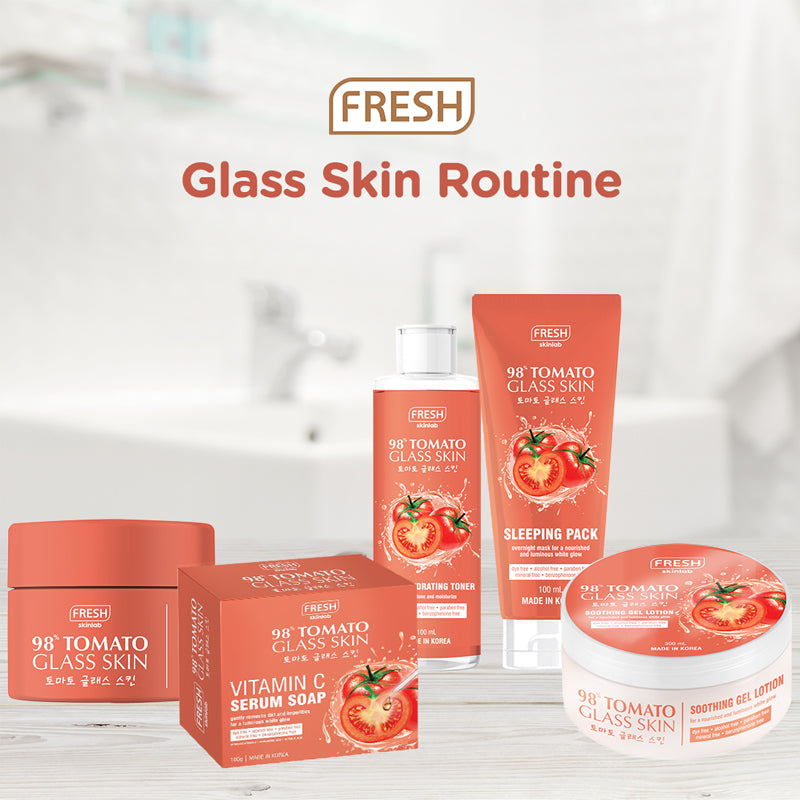 Tomato Glass Skin Soothing Gel Lotion