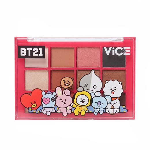 Vice Cosmetics BT21 Eyeshadow Palette