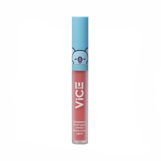 Vice Cosmetics BT21 Phenomenal Velvet Single - Blushing Pink