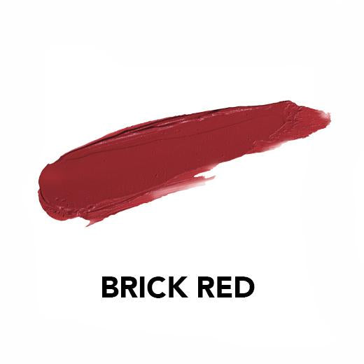 Vice Cosmetics BT21 Phenomenal Velvet Single - Brick Red swatch