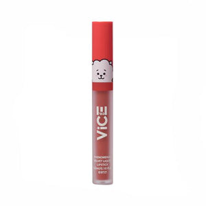 Vice Cosmetics BT21 Phenomenal Velvet Single - Brick Red