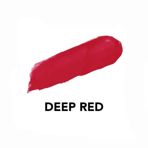 Vice Cosmetics BT21 Water Gel Lip & Cheek Tint - Deep Red swatch