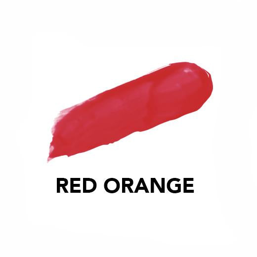 Vice Cosmetics BT21 Water Gel Lip & Cheek Tint - Red Orange swatch
