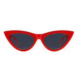 Sunnies Studios Zia Cat Eye Sunglasses for Men and Women - Major Full