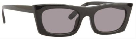 Sunnies Studios Zio Sunglasses in Ink Full