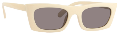 Sunnies Studios Zio Sunglasses in Panda Full
